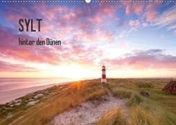 SYLT hinter den Dünen (Wandkalender 2020 DIN A2 quer)