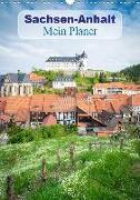 Sachsen-Anhalt - Mein Planer (Wandkalender 2020 DIN A3 hoch)