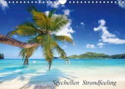 Seychellen Strandfeeling (Wandkalender 2020 DIN A4 quer)