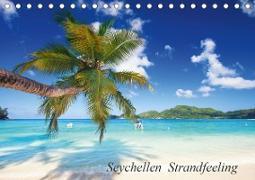 Seychellen Strandfeeling (Tischkalender 2020 DIN A5 quer)