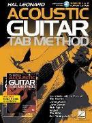 Hal Leonard Acoustic Guitar Tab Method - Combo Edition: Books 1 & 2 with Online Audio, Plus Bonus Material