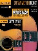 Hal Leonard Guitar Method Beginner's Pack: Book 1 with Online Media [With CD and DVD]