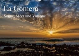 La Gomera Sonne, Meer und Vulkane (Wandkalender 2020 DIN A2 quer)