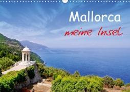 Mallorca, meine Insel (Wandkalender 2020 DIN A3 quer)