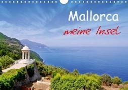 Mallorca, meine Insel (Wandkalender 2020 DIN A4 quer)