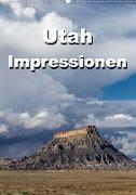 Utah Impressionen (Wandkalender 2020 DIN A2 hoch)