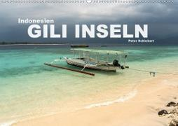 Indonesien: Gili Inseln (Wandkalender 2020 DIN A2 quer)