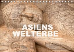Asiens Welterbe (Tischkalender 2020 DIN A5 quer)