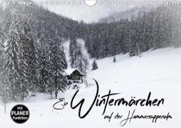 Ein Wintermärchen auf der Hemmersuppenalm (Wandkalender 2020 DIN A4 quer)