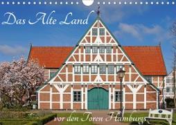 Das Alte Land vor den Toren Hamburgs (Wandkalender 2020 DIN A4 quer)