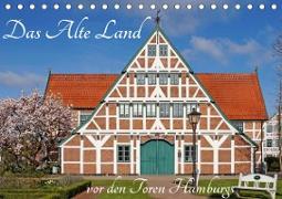 Das Alte Land vor den Toren Hamburgs (Tischkalender 2020 DIN A5 quer)