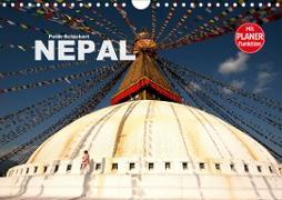 Nepal (Wandkalender 2020 DIN A4 quer)