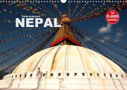Nepal (Wandkalender 2020 DIN A3 quer)