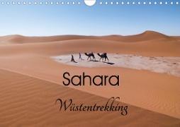 Sahara Wüstentrekking (Wandkalender 2020 DIN A4 quer)