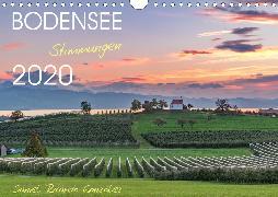 Bodensee - Stimmungen (Wandkalender 2020 DIN A4 quer)