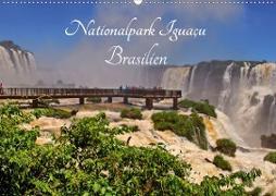 Nationalpark Iguaçu Brasilien (Wandkalender 2020 DIN A2 quer)