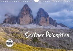 Sextner Dolomiten (Wandkalender 2020 DIN A4 quer)