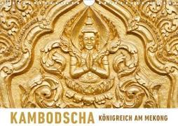 Kambodscha Königreich am MekongAT-Version (Wandkalender 2020 DIN A4 quer)