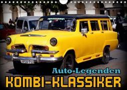 Auto-Legenden - Kombi-Klassiker (Wandkalender 2020 DIN A4 quer)