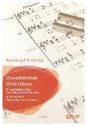 Chorbibliothek für gemischten Chor, weltliches Repertoire Band I