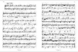 6 Suiten für Cembalo (Clavier) -Erstausgabe-