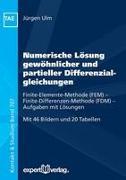 Numerische Lösung gewöhnlicher und partieller Differenzialgleichungen