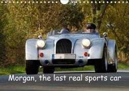 Morgan, the last real sports car (Wall Calendar 2020 DIN A4 Landscape)