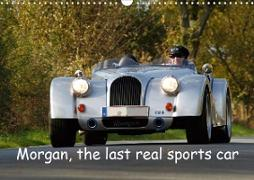 Morgan, the last real sports car (Wall Calendar 2020 DIN A3 Landscape)