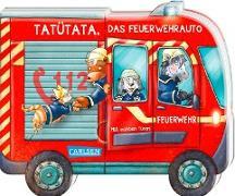 Mein kleiner Fahrzeugspaß: Tatütata, das Feuerwehrauto