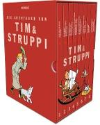Tim und Struppi: Tim und Struppi Kompaktschuber