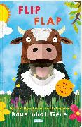 """FLIP FLAP Das lustige Bilderbuch-Pop-up """"Bauernhof-Tiere"""""""