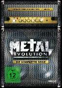 Metal Evolution - Die komplette Serie