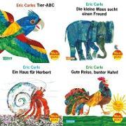 Maxi-Pixi-Box 74: Eric Carle 90. Geburtstag (4x5 Exemplare)