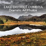 LAKE DISTRICT CUMBRIA Dramatic Art Photos (Wall Calendar 2020 300 × 300 mm Square)
