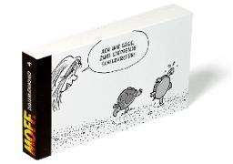 MOFF. Daumenkino Nr. 4 - Steppende Schildkröten