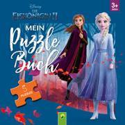 Die Eiskönigin 2 - Mein Puzzlebuch