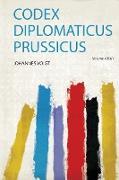 Codex Diplomaticus Prussicus Volume 4-6