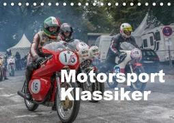 Motorsport Klassiker (Tischkalender 2020 DIN A5 quer)