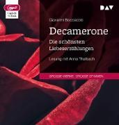 Decamerone. Die schönsten Liebeserzählungen