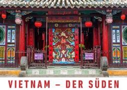 Vietnam - Der Süden (Tischkalender 2020 DIN A5 quer)
