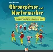 Ohrenspitzer und Muntermacher, Lieder-CD