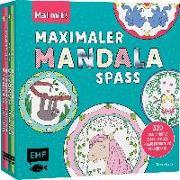 Mal mit! Maximaler Mandala-Spaß
