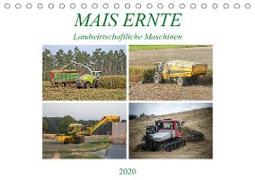 MAIS ERNTE (Tischkalender 2020 DIN A5 quer)