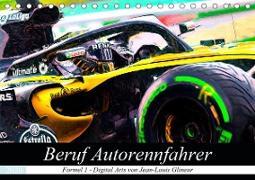 Beruf Autorennfahrer (Tischkalender 2020 DIN A5 quer)