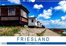 F R I E S L A N D Nordsee Fotografie (Wandkalender 2020 DIN A4 quer)