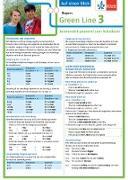 Green Line 3 Bayern Klasse 7 Auf einen Blick. Grammatik passend zum Schulbuch