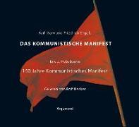 Das kommunistische Manifest. 2 CDs