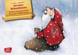Der kleine Weihnachtsmann. Kamishibai Bildkartenset