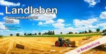 Panoramakalender Landleben 2020