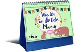 Was ich an dir liebe, Mama – Mini-Monatskalender 2020